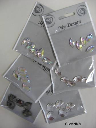 Kristali za oblačila
