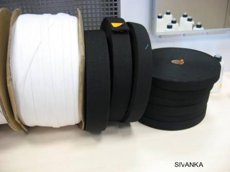 Elastika za delovna oblačila