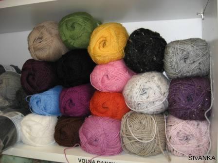 Volna Vool, Tweed