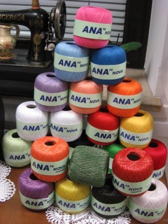 Bombažna preja ANA 16